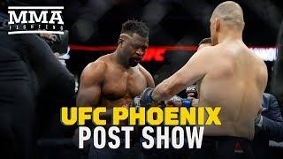UFC Phoenix Post-Fight Show - MMA Fighting
