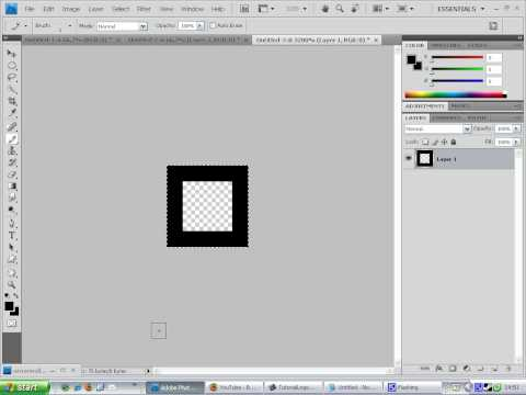 How to make patterns for Photoshop.