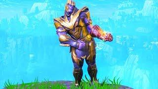 Thanos Freestylin New Emote Dance Fortnite Battle Royale