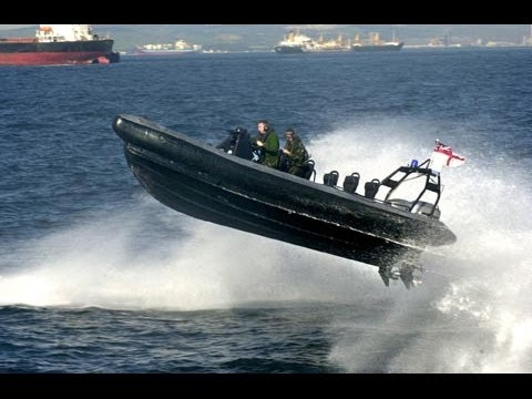 How to make a RIB boat ! (Rigid Inflatable Boat) *nl subs*