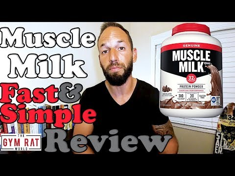 Muscle Milk | Most Popular Protein |  Supplement Review