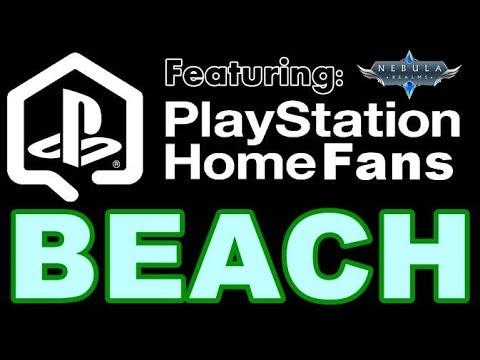 PlayStation Home Returns to the PS4