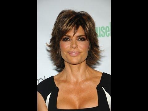 Celebrity Haircut - Lisa Rinna