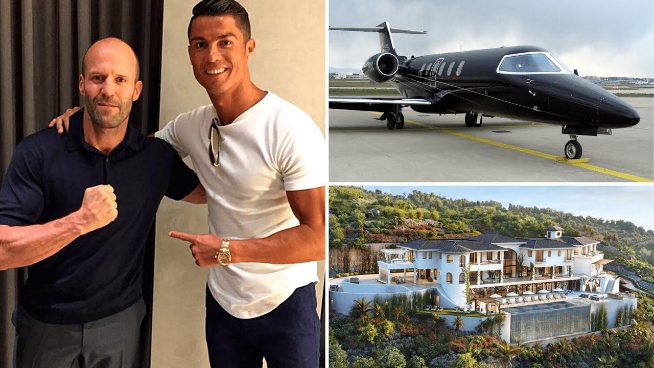 Cómo Cristiano Ronaldo Gasta Sus Millones