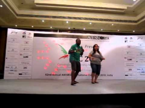 AIESEC IC 2010 South Africa Roll Call