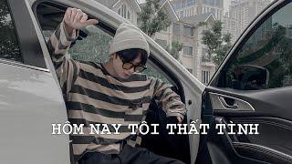 HÔm Nay TÔi ThẤt TÌnh - Linh Hee (official Lyric Video)