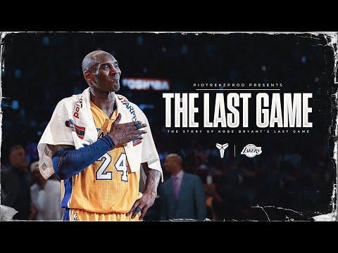 Kobe Bryant's Last Game Movie - 60 Points Full Highlights ᴴᴰ