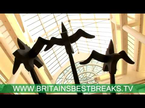 Britain's Best Breaks ~ Birmingham [HD] ~ The Merry Hill Shopping Centre