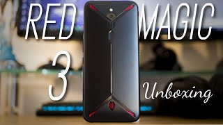 Nubia Red Magic 3 unboxing and first impressions!