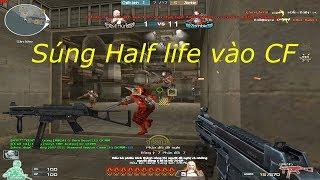 [ Bình Luận CF ] UMP45 khi súng Half life vào CF - Tiền Zombie v4