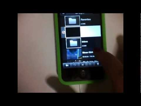 iPod Touch/iPhone Tips And Tricks #2: How To Add Folders/Organize Videos On GPlayer