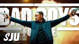 The Bad Boys For Life Trailer Is Here!   SJU