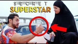 SECRET SUPERSTAR Trailer Breakdown|Zaira Wasim | Aamir Khan| SPOILERS |