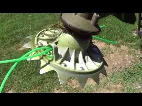 Best Brush and Grass Cutter? WeedShark VS Tall Thick Grass!