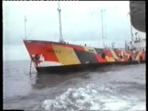 News at Ten - Radio North Sea 1970