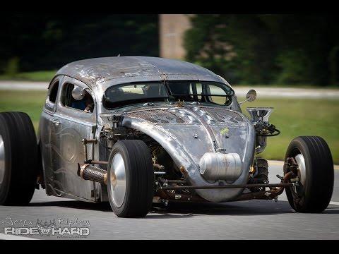 VW Bug w/ AIRPLANE ENGINE!!!