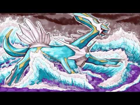 Primal Dialga B2W2 Remix Pokémon Mystery Dungeon 2 [RE-UPLOAD]