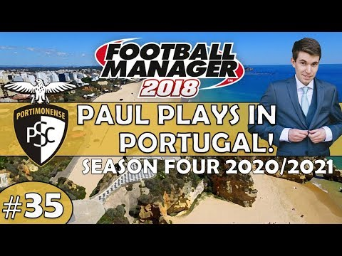 Paul Plays in Portugal | #35 Roma! | Football Manager 2018