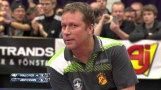 Jan-Ove Waldners last games ever, Pingisligan, 2016-02-11