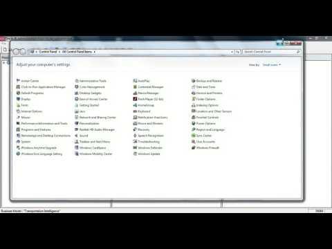 8.Obiee 12c -ODBC, DNS and RPD configuration