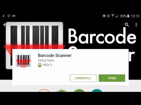 Top barcode scanner for samsung and iPhone