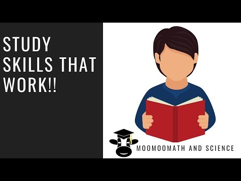 Study Skills for middle skills