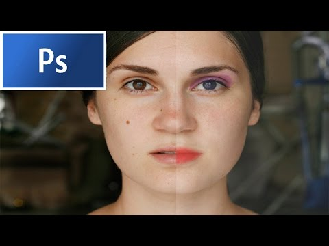 Adobe Photoshop CS3 Tutorial #4 : Professional Photo Editing