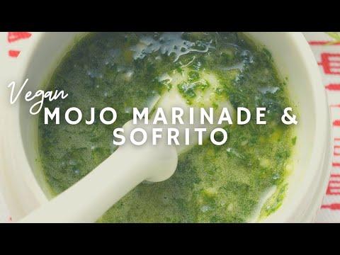 How To Make Sofrito | How To Make Mojo Marinade| Vegan | Korenn Rachelle