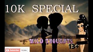 DJ Khaled - Wild Thoughts ft. Rihanna, Bryson Tiller - 10K Special - MSP VERSION
