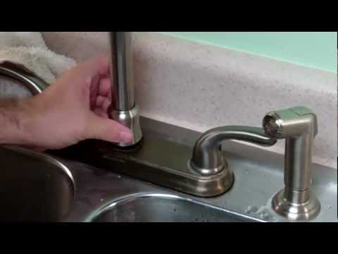 How to fix a GB leaky faucet (trimmed)