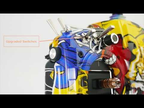 FrSky Taranis X9D Plus Special Edition Trailer