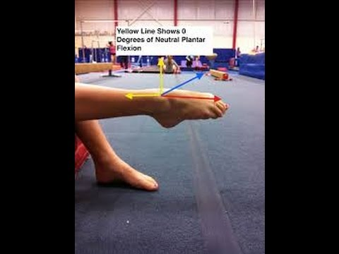 25 exercises for gymnastics ankle part 2