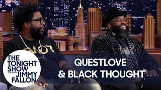 """Questlove & Tariq """"Black Thought"""" Trotter on Songs That Shook America (Extended Interview)"""