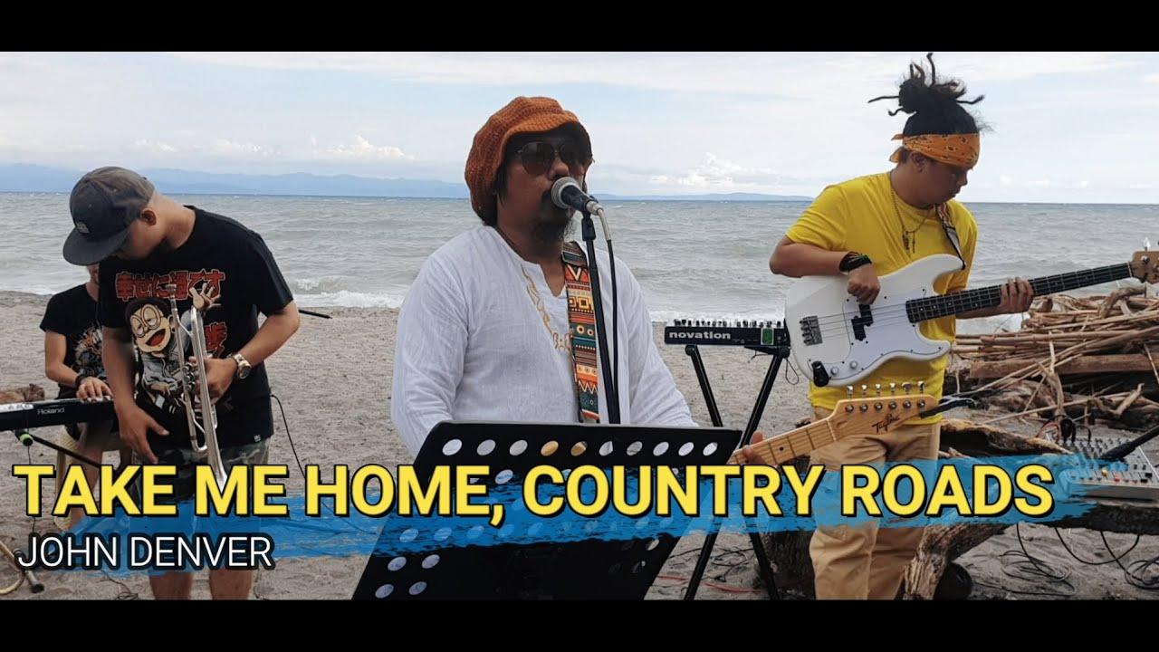 Take Me Home,Country Roads - John Denver   Kuerdas Reggae Version