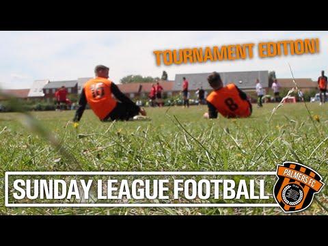 Sunday League Football - TOURNAMENT EDITION