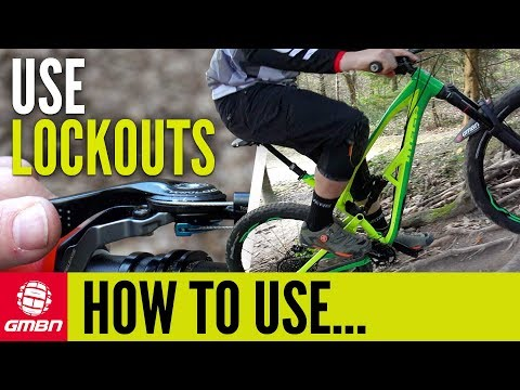 How To Use Lockouts On Your Mountain Bike Suspension