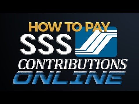 How to Pay SSS Contribution Online