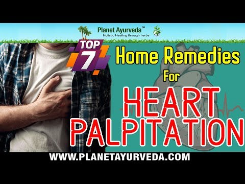 Top 7 Home Remedies for Heart Palpitation (Abnormal Or Irregular Heartbeat)