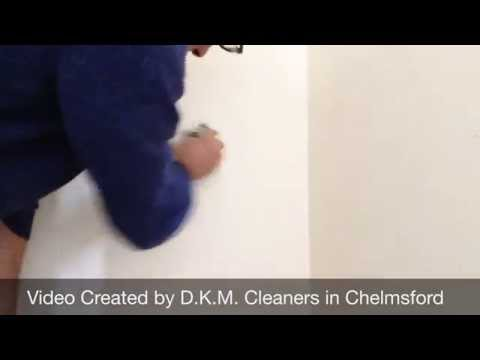 Make Cleaning Scuff marks off walls easy with these cleaning tip's