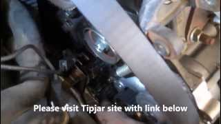 Timing Belt Replacement Toyota Camry 1992 2001 22l 4 Cylinder Part 2