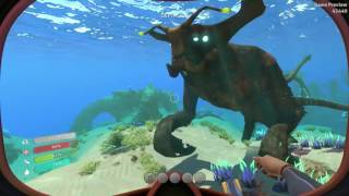 THE HIVEMIND PARASITE & ICE DRAGON LEVIATHAN PREVIEW! - Subnautica