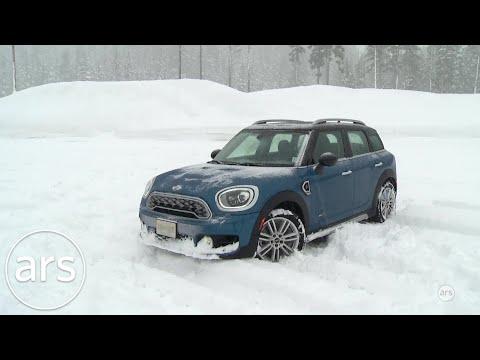 Mini Countryman S 4WD: big Mini, great in snow   Ars Technica