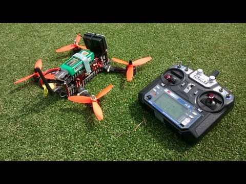 LEARNING TO FLY FPV!
