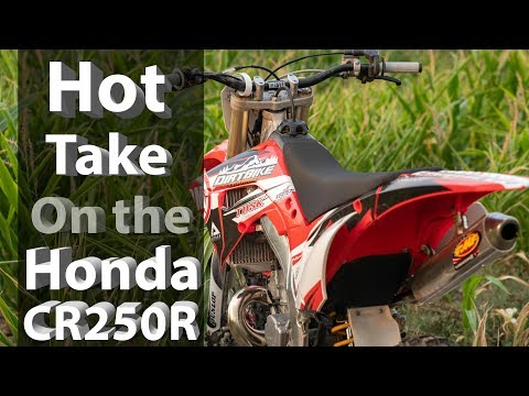 Sam's Hot Take on the 2003 Honda CR250R after MULTIPLE changes   Does He Still Love it?