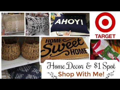 Target Home Decor & Summer Dollar Spot Shop With Me | Momma From Scratch