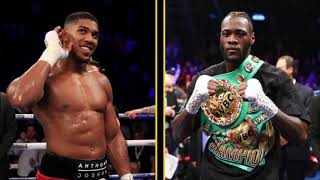 EDDIE HEARN CONFIRMS ANTHONY JOSHUA vs DILLIAN WHYTE 13th April IF DEONTAY WILDER REFUSES!!