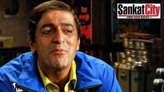 Chunky Pandey Comedy Scenes   Sankat City   Hindi Movie   Kay Kay Menon, Anupam Kher, Rimi Sen   HD