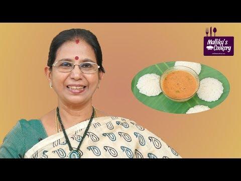 Vendhaya Idli | Mallika Badrinath | Morning Healthy Breakfast
