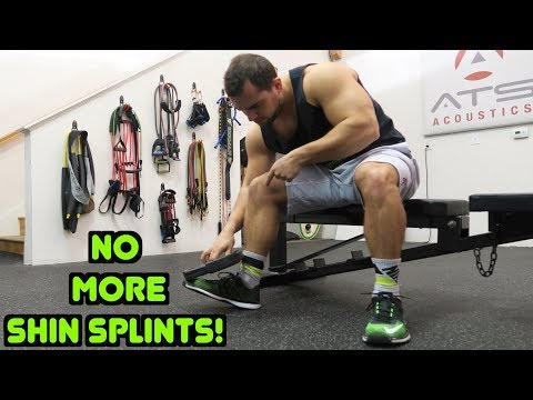 This Exercise Treats Shin Splints! Tibialis Anterior Strengthening