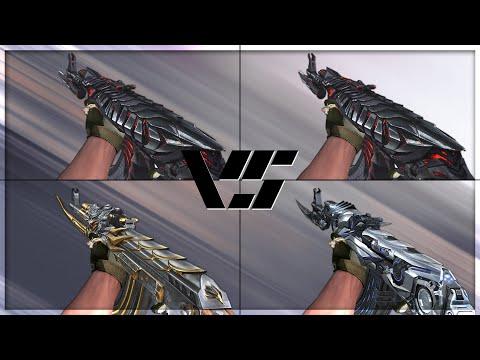 CrossFire 2.0 : AK-47 KNIFE BORN BEAST vs AK-47 VIP's [VVIP AK-47  Comparison] - PlayItHub Largest Videos Hub .
